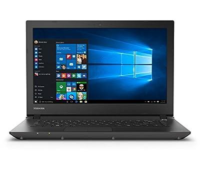 "Toshiba Satellite CL45-C/4335 14"" Laptop (Textured Resin in Brushed Black)"