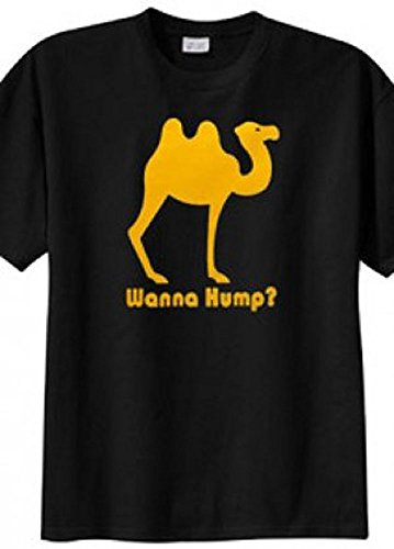 Wanna Hump T Shirt  Regular And Big   Tall Sizes