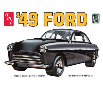 AMT '49 Ford Club Coupe ()