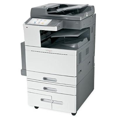 Lexmark 22Z0021 (X954DHE) Color Laser Printer with Scanner, Copier & Fax