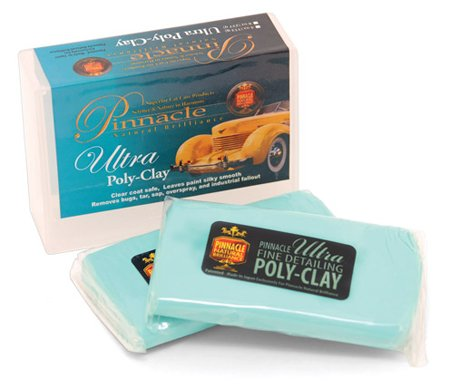 Pinnacle Ultra Poly Clay 2-4oz Clay Bars