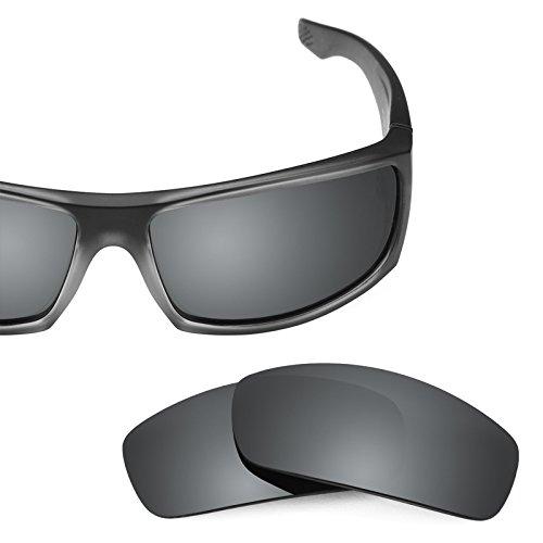 lacement Lenses for Spy Optic Cooper XL Black Chrome MirrorShield ()