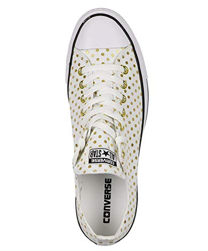 Star Deporte Unisex Dots Zapatillas gold White De 9440 Player Adulto Ox Converse ZXwdaxRqR