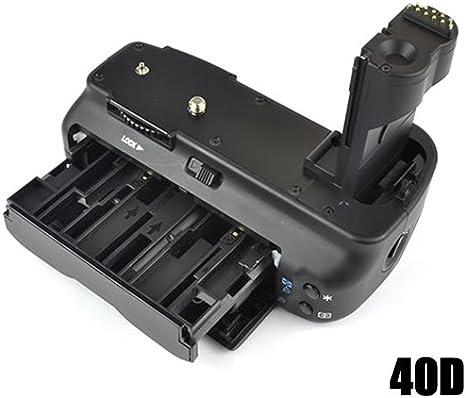 Empuñadura DynaSun E2N Battery Grip para Canon EOS 50D 40D ...