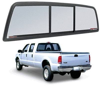 - CRL POWR Truck Slider for 1999+ Ford F-250/F-350/F-450/F-550 Super Duty (Gasket Included)