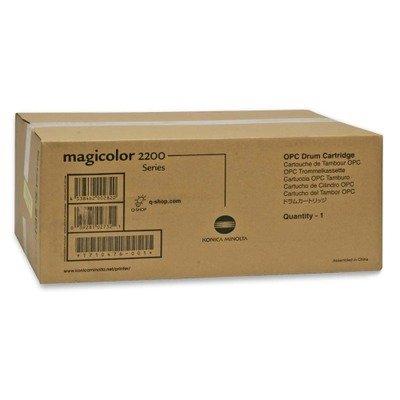 - OPC Drum for Konica Minolta Magicolor 2200 - Black/Tri-Color(sold individuall)