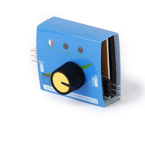 Steering Gear Tester Servo Motor Tester Detect Configure - Tester Virtual