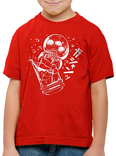 para Hormiga 3ds Aran Outburst os Snes Switch Red Camiseta Samus ni BBwr5qF