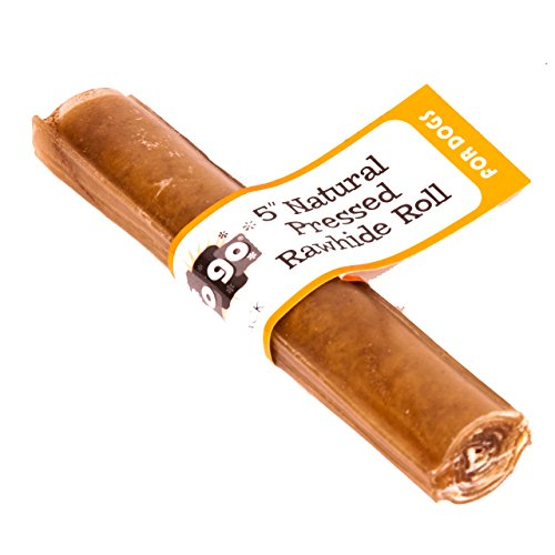 GoGo Pressed Rawhide Roll Bone product image