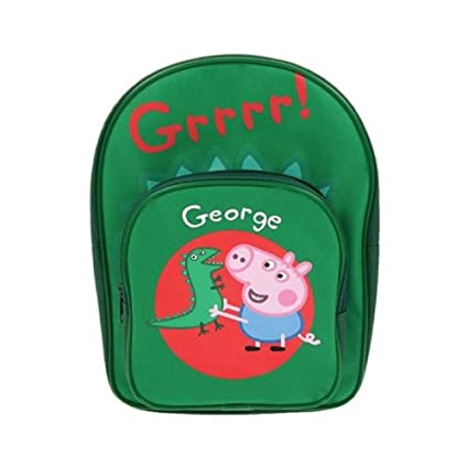 0f38ec670a1a Image Unavailable. Image not available for. Color  Peppa Pig- George  Tmpeppa001196 Backpack
