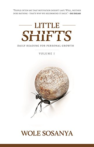 Little Shifts: Daily Reading For Personal Growth (Little Shifts Series Book 1)