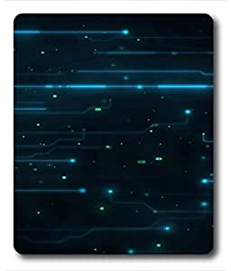Mouse Pads / Mouse Mats Abstract Tron Legacy Circuits PC Custom Mouse Pads / Mouse Mats Case Cover
