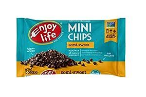 Enjoy Life Semi Sweet Chocolate Mini Chips, 10 oz