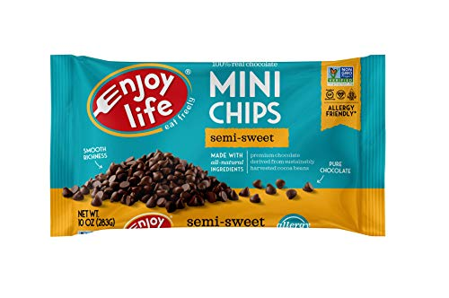 Image of Enjoy Life Semi Sweet Chocolate Mini Chips, 10 oz