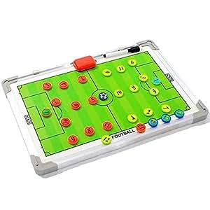 Tablero magnético de fútbol / entrenador de fútbol Guía de ...