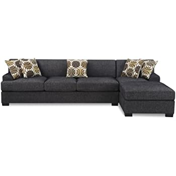 ektorp loveseat and chaise lounge combo with slipcover this item collection linen sofa piece ash black