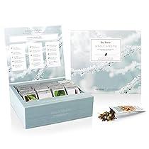 Tea Forté Single STEEPS Loose Leaf Tea Chest Assortments (Winter Collection)