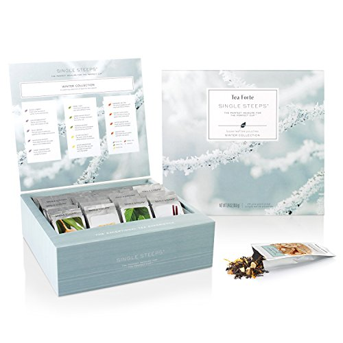 Tea SINGLE STEEPS Assortments Collection
