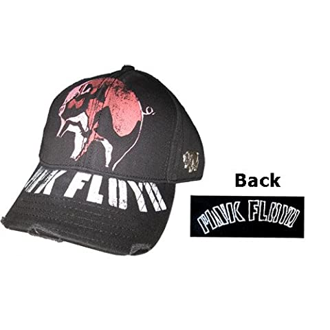 Pink Floyd - Animals Baseball Cap by Unknown - Pink Pig Hat