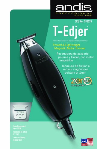 andis professional t edjer beard hair trimmer and t blade black model aee 15430 hardware. Black Bedroom Furniture Sets. Home Design Ideas