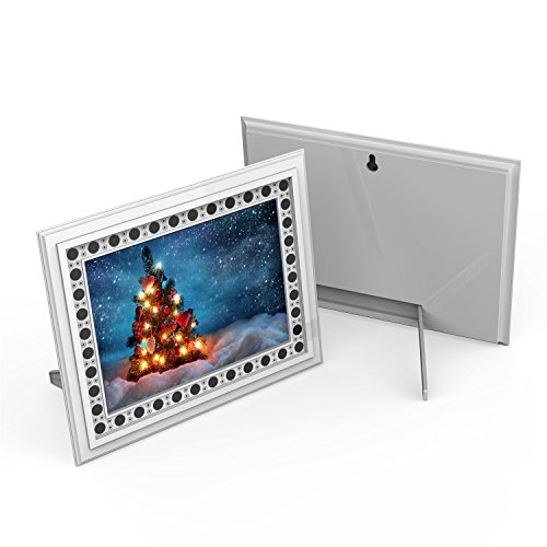 Conbrov T10 HD Photo Frame Hidden Spy Camera with Night Vision and ...
