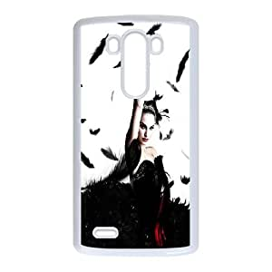 LG G3 Cell Phone Case White Black Swan Personalized Phone Case Cover XPDSUNTR26446