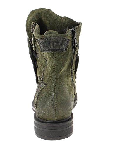 Mjus Women's Women's Khaki Mjus Boots rfrO4q