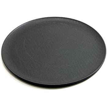 """ProBake Teflon Non-Stick 12"""" Pizza Pan - American-Made, Teflon Xtra Scratch Resistant Pizza Baking Pan, Easy to Clean and Perfect Size for a Small Get Together"""