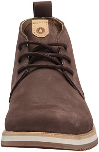 Volcom Herren Del Coasta Lthr Derbys Coffee