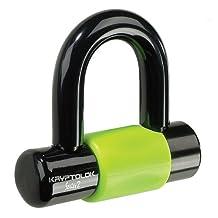 Kryptonite KryptoLok Series 2 Disc Security Lock Accessories - Black/Yellow