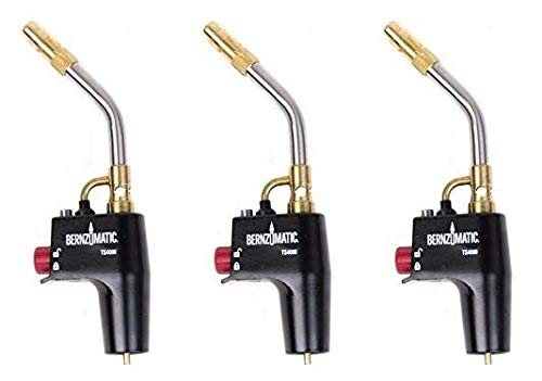 Bernzomatic TS4000 Trigger Start Torch Тhrее Расk