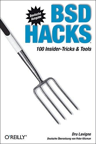 BSD Hacks: 100 Insider-Tricks & Tools