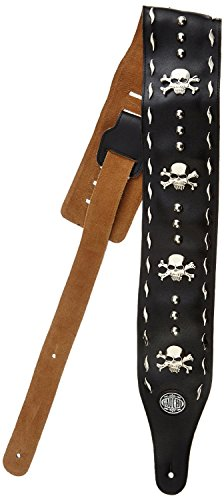 Slayer guitar strap