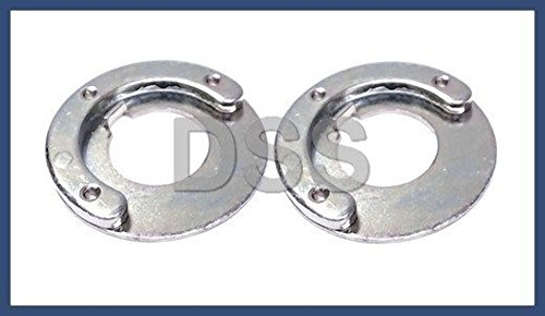 BMW e36 z3M Tie Rod to Rack Lock Plate L+R (x2) ()