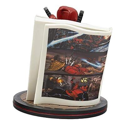 QMx Marvel Deadpool 4D Q-Fig Diorama Figure: Toys & Games