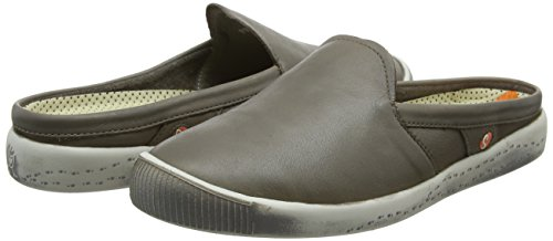 Femme taupe Ballerines 009 Softinos Imo447sof Beige O6Bn6Yq