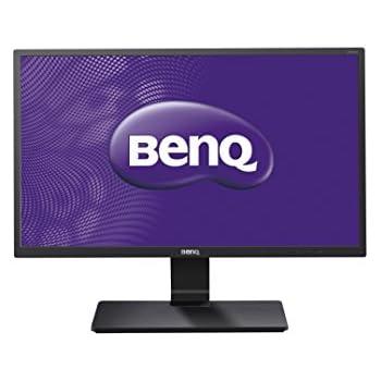 "BenQ GW2270 21.5"" 1080p LED Monitor,Low Blue Light Mode, True 8-bit Color Performance, VESA Mountable, D-Sub DVI-D"