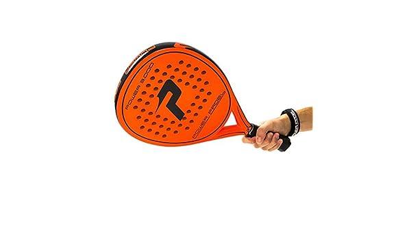 POWER PADEL 3000 - Pala de pádel, Color Naranja: Amazon.es ...