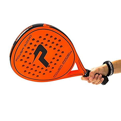 POWER PADEL 3000 - Pala de pádel, Color Naranja: Amazon.es ...