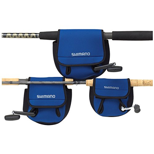Shimano Neoprene Spin Reel Cover, - Outlet Destin