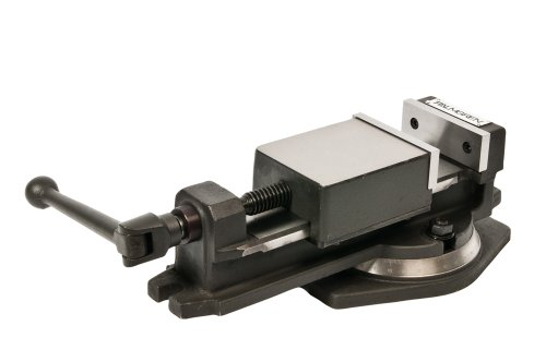 Palmgren Milling machine vise with swivel base, 4