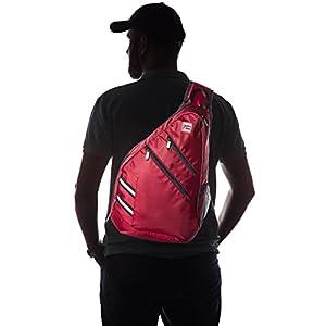 FLASH SALE! Sling Bag Crossbody Backpack Shoulder Bag - Travel Backpack Multipurpose Daypack for Men & Women