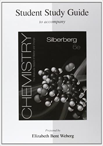 Student study guide for silberberg chemistry the molecular nature student study guide for silberberg chemistry the molecular nature of matter and change 6th edition fandeluxe Gallery