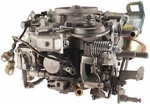 Remanufactured Carburetor National Carburetors CRY626