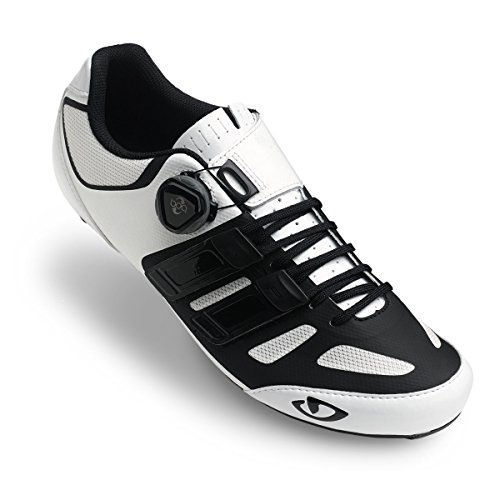 Giro Sentrie Techlace - Zapatillas - blanco/negro 2017 White