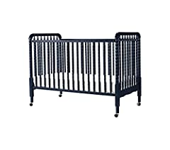 By: DаvinciProduct Description:DaVinci's beloved Jenny Lind 3-in-1 Convertible Crib brings classic, vintage-inspired charm to the nursery. Signature heirloom style and solid wood spindle posts are paired with easy assembly and convertibility ...