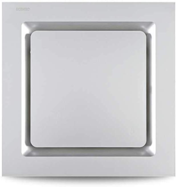WGZ- Ventilador de Techo Techo Extractor Ventilador Cocina baño Extractor hollín silencioso Extractor Interior