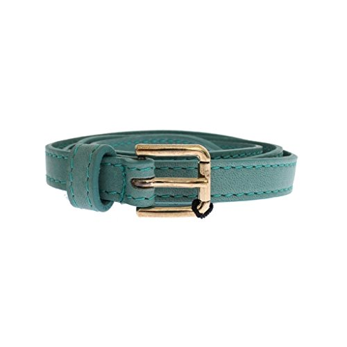 Gabbana Womens Belts (Dolce & Gabbana Green leather belt)