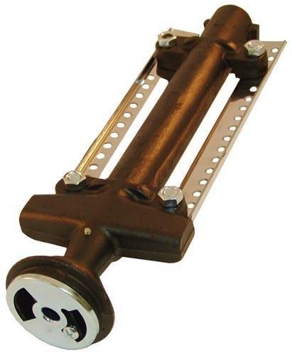 Vulcan Hart 712001-A2 Burner1 3-3//8 X 4-1//4 Cast Iron W//Air Shutter For Vulcan Broiler Wolf 241149