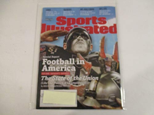 NOVEMBER 21-28 2016 SPORTS ILLUSTRATED FEATURING FOOTBALL IN AMERICA *OUR GAME. OUR HEARTS. OUR MINDS.* *THE STATE OF THE UNION (LIKE OUR POLITICS, IT'S COMPLICATED) -BY GREG BISHOP & MICHAEL MCKNIGHT